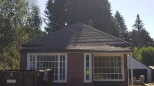 BAttle Ground Roofing Project by All County Roofing