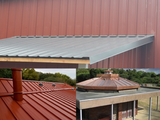 Metal Roofing Materials: Steel, Copper, and Aluminum